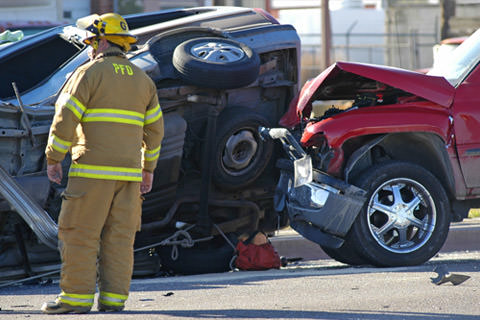Legal Counsel for Motor Vehicle Accidents