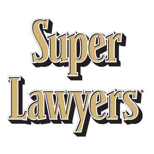 Proud Memeber of Super Lawyers